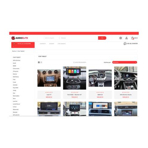 Audio E-Commerce